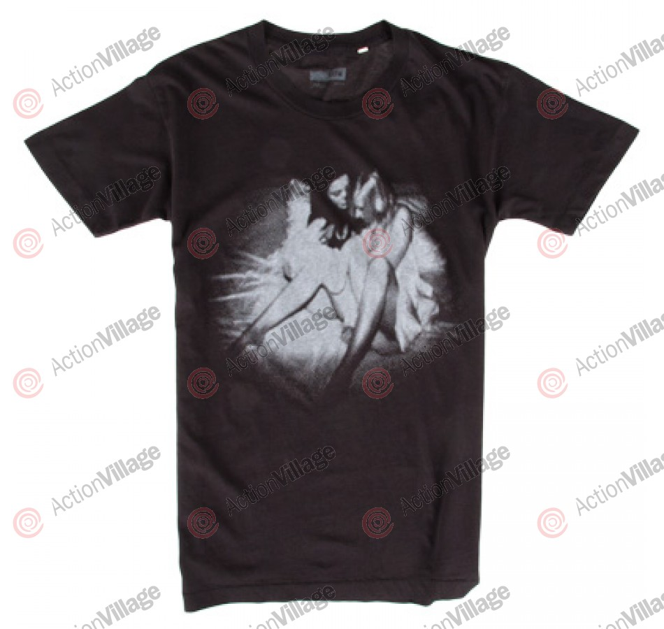 KR3W Nightvision - Black - Men's T-Shirt