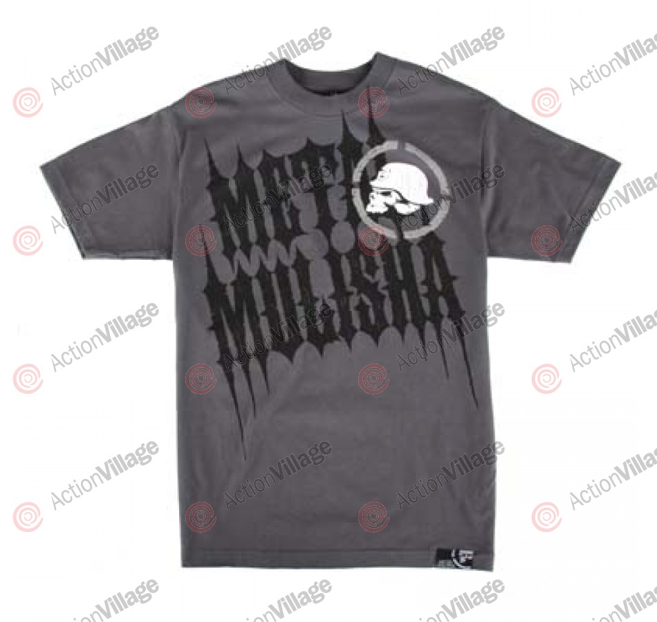 Metal Mulisha Glimpse - Charcoal - Mens T-Shirt