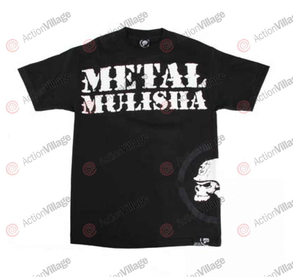 Metal Mulisha Outsider - Black - Mens T-Shirt