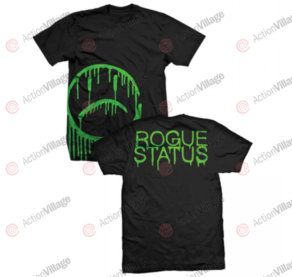 Rogue Status Moneyshot Drip - Black / Green