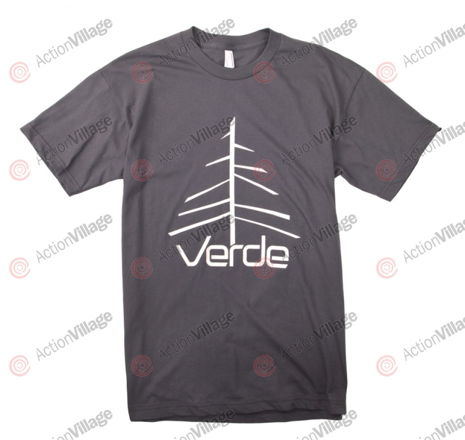 Verde Tree - Asphalt - Men's T-Shirt