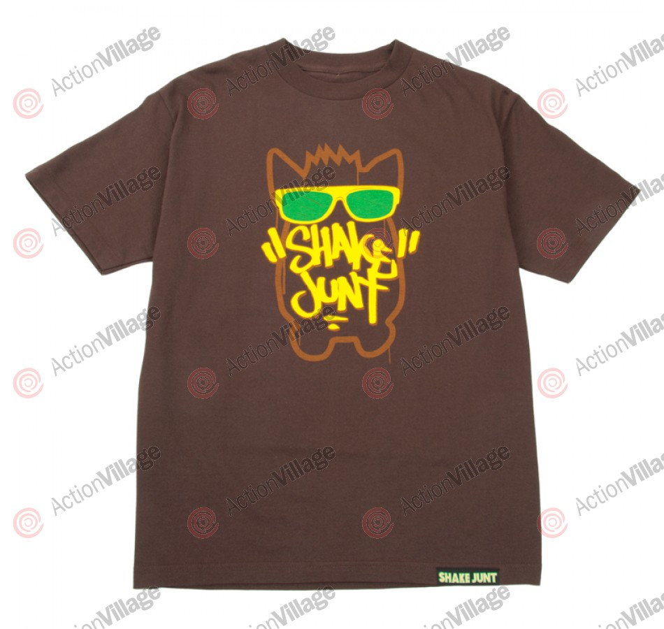 Shake Junt Furby - Chocolate T-Shirt - Small
