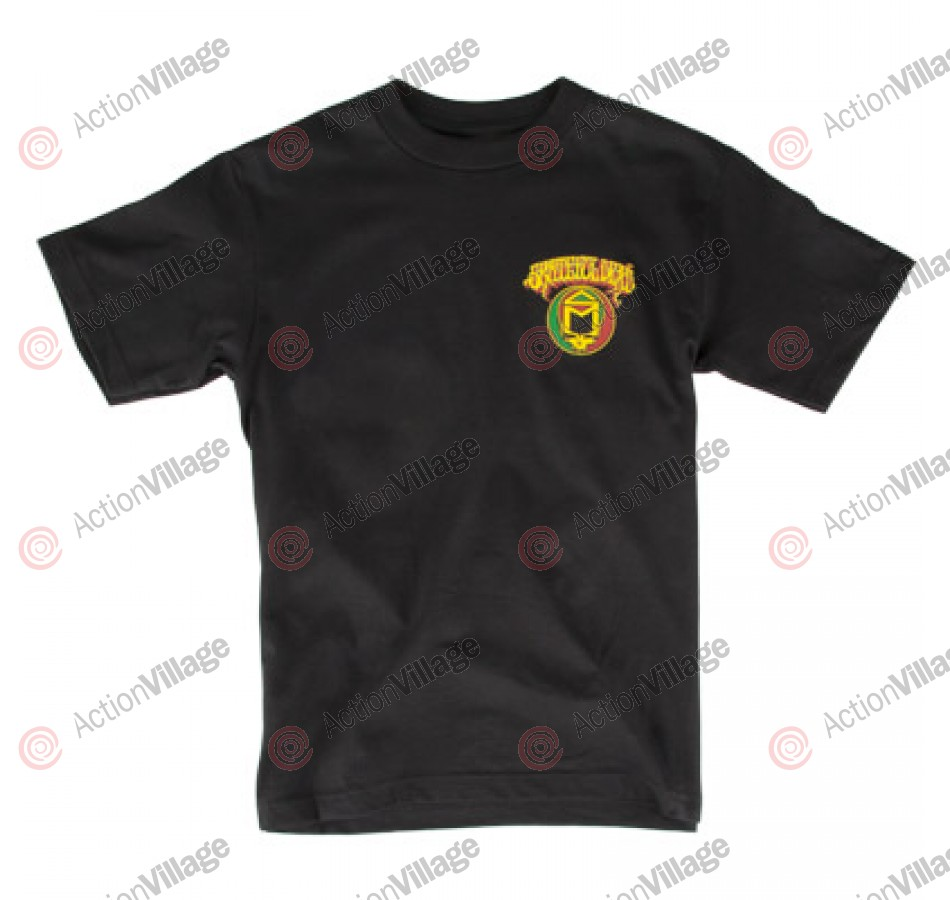 Sk8mafia Skatefuldead - Men's T-Shirt - Black