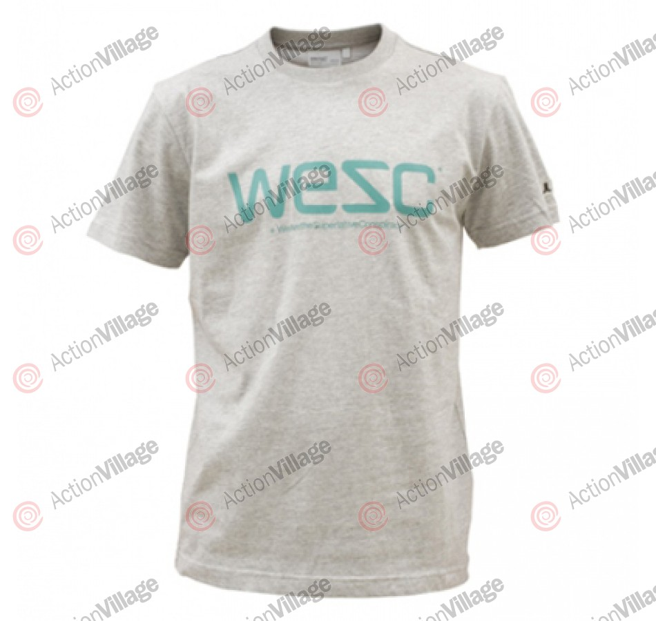 WsSC - WeSC - Men's T-Shirt - Grey Melange
