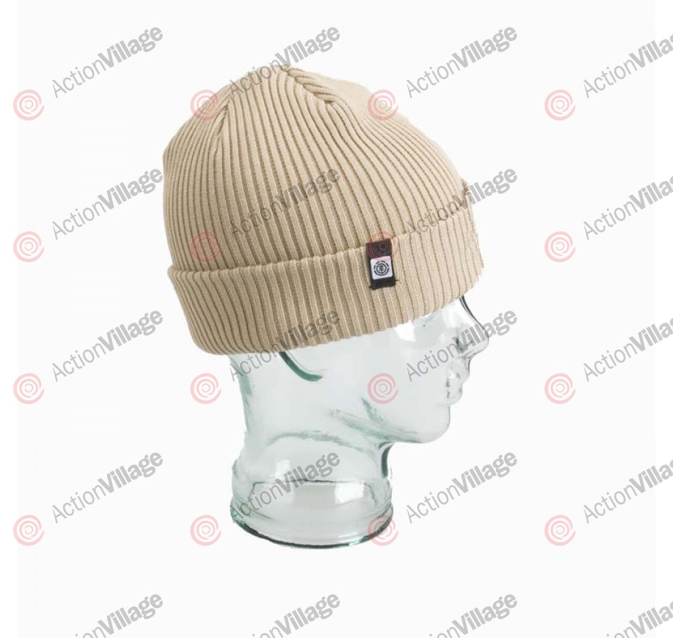 Element Noggin - Khaki - Men's Beanie