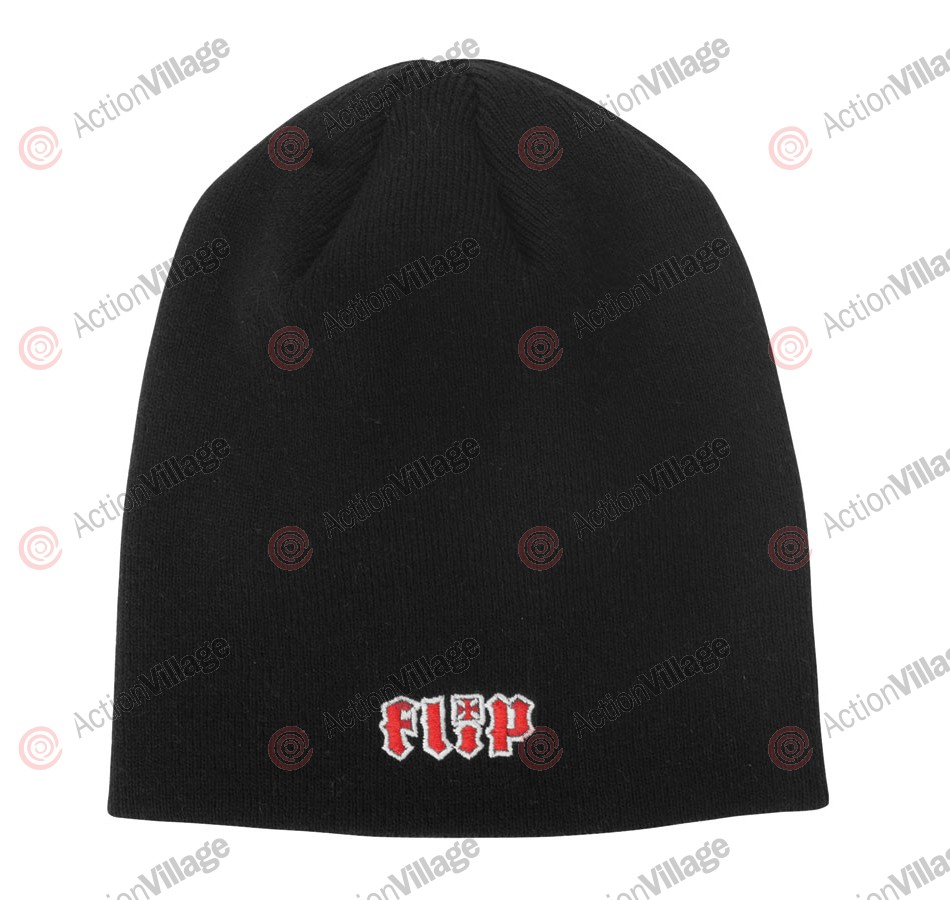 Flip HKD Skull Cap - One Size Fits All - Black - Men's Beanie