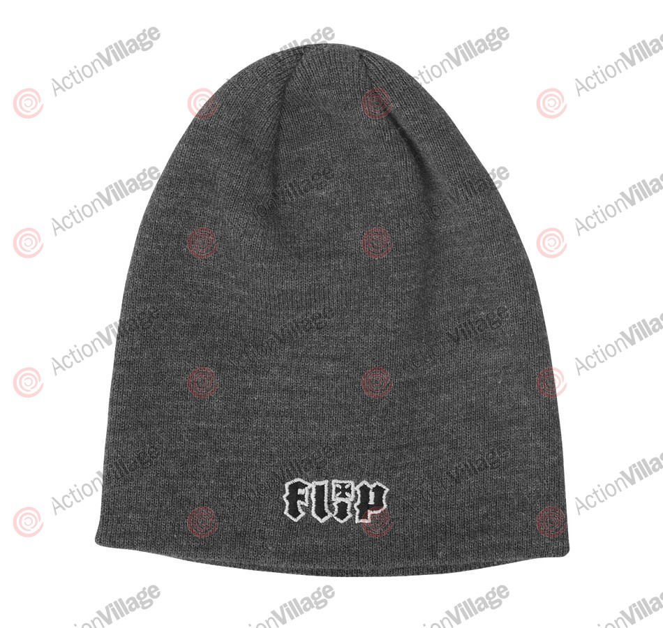 Flip HKD Skull Cap - One Size Fits All - Dark Grey - Men's Beanie