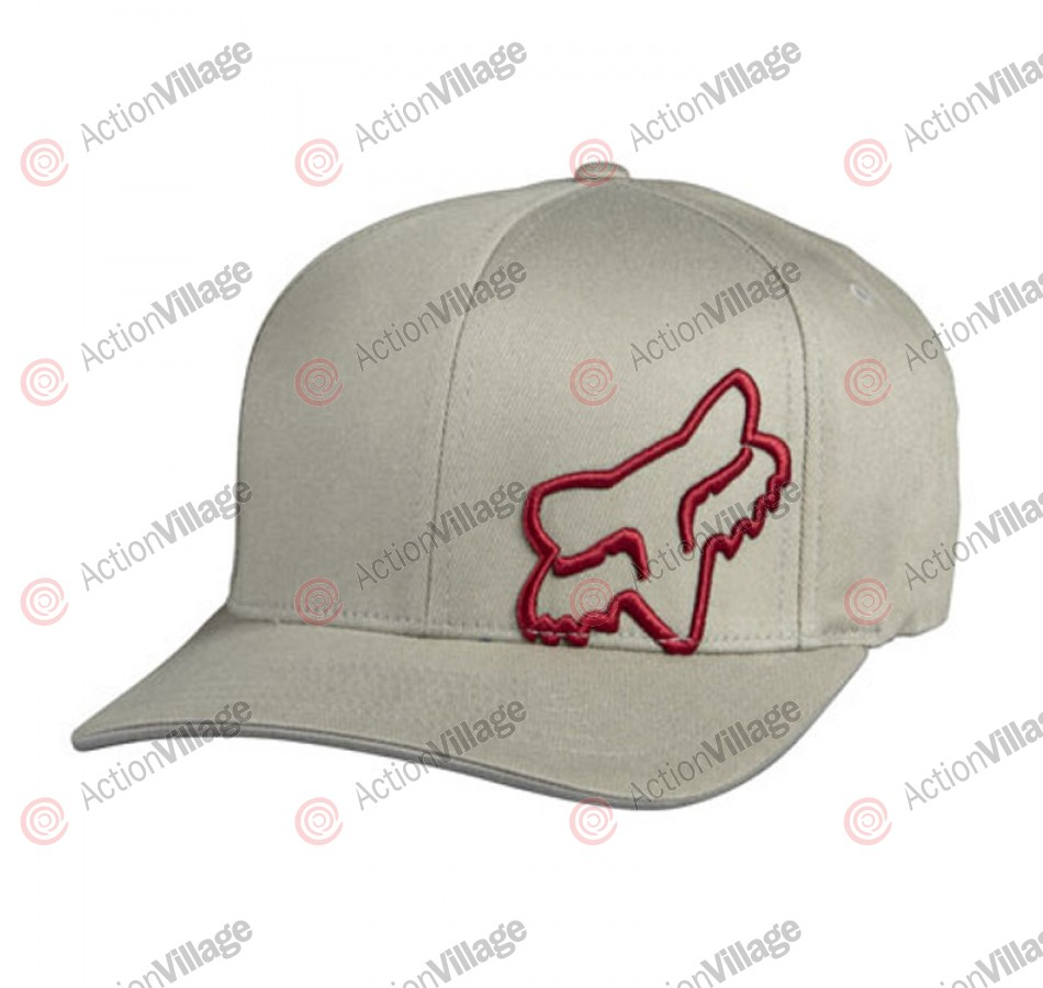 Fox Muggin - Light Grey - Men's Hat - Small / Medium