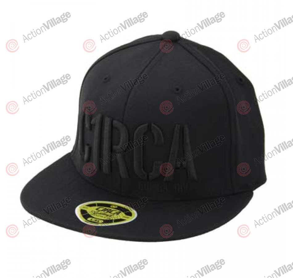 C1RCA Evocation - Black - Men's Hat - Small / Medium