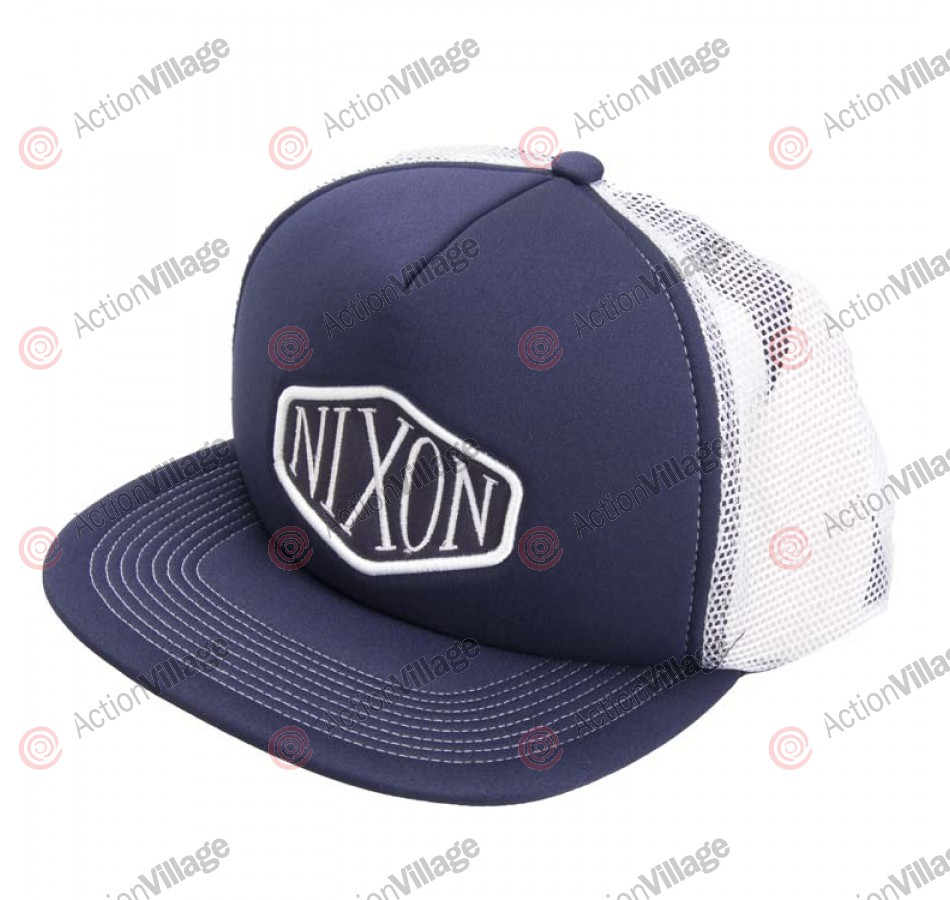 Nixon Gas Tank - Navy - Men's Hat