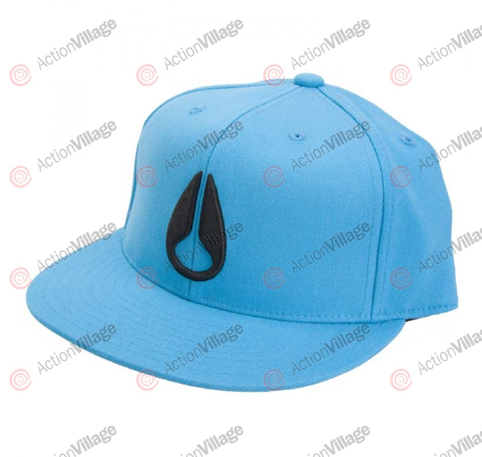 Nixon Deep Down - Blue - Men's Hat - 7 1/4 - 7 5/8