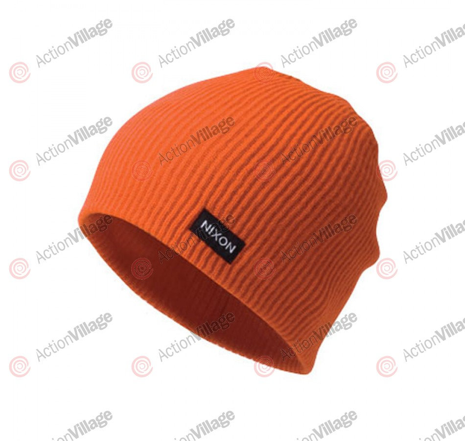 Nixon Compass - Orange - Beanie