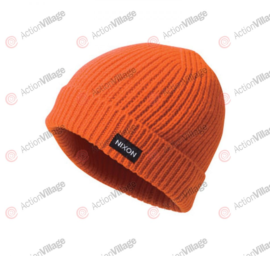 Nixon Regain - Orange - Beanie