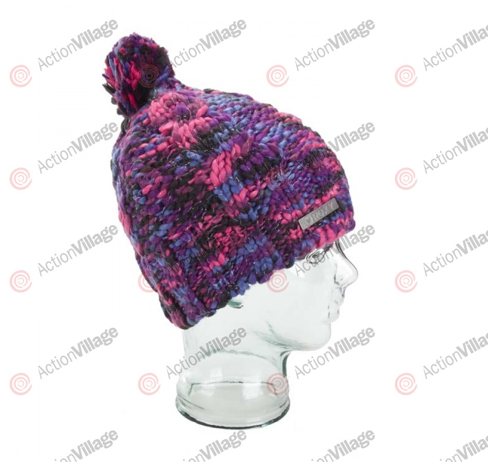 Roxy Say It - Deep Purple - Women's Beanie