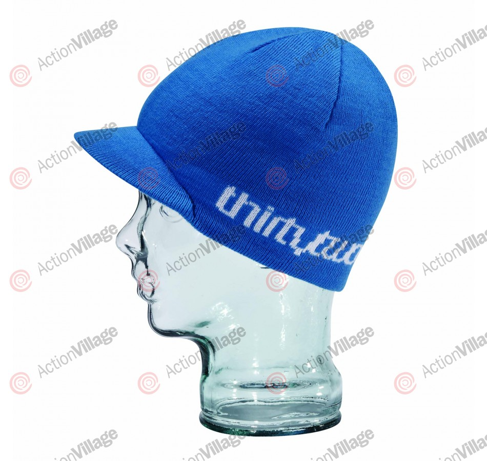 ThirtyTwo 32 Brose Brim - Royal / White - Beanie