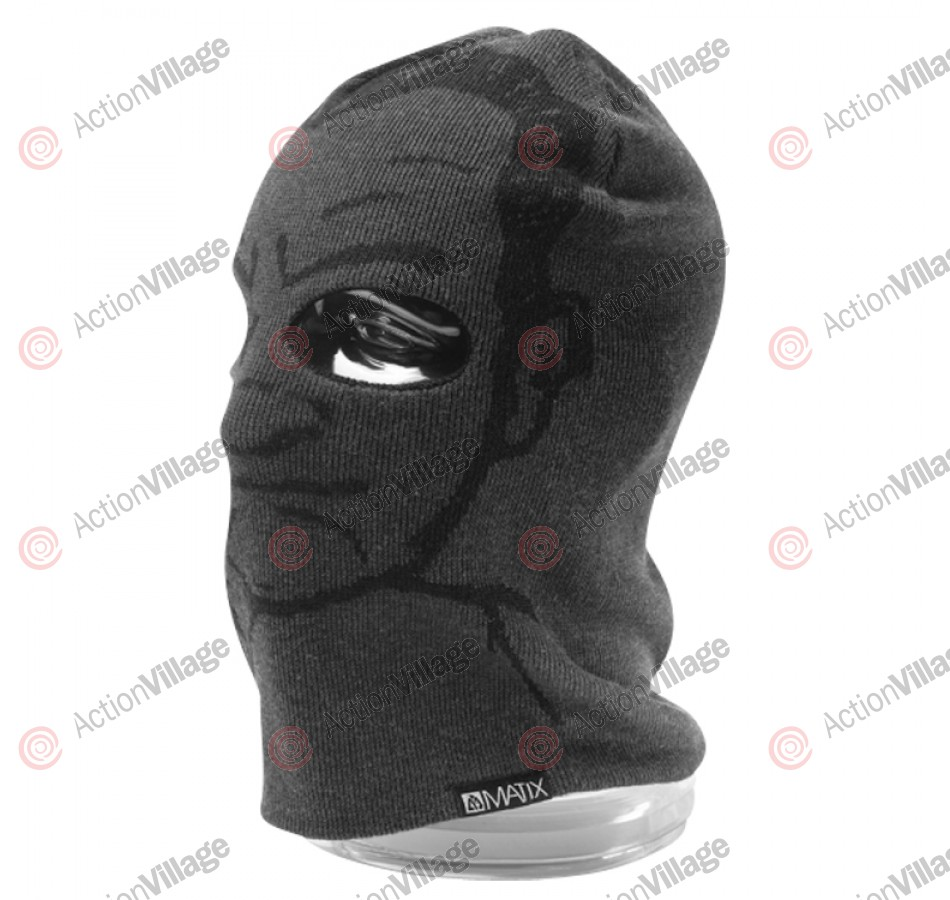 Matix Full Robber - Grey - Face Wrap
