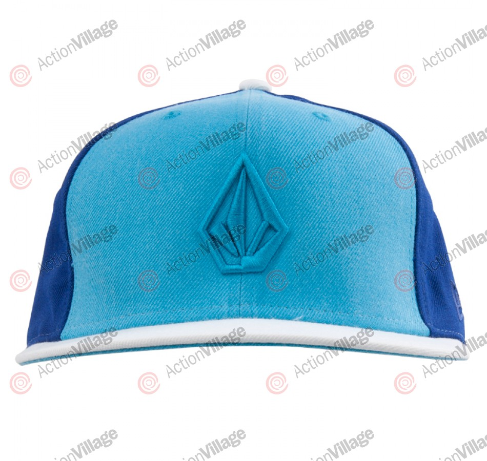 Volcom Full Stone 59Fifty - Electric Blue - Men's Hat