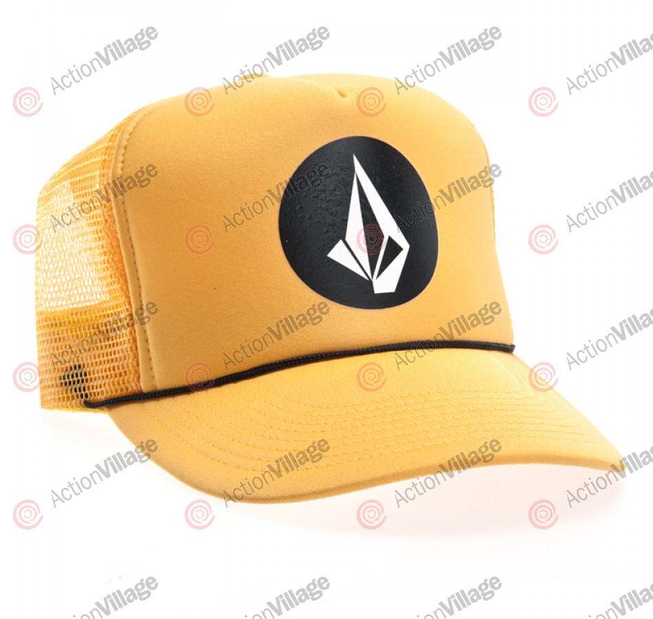 Volcom Otto Cap - Gold - Men's Hat