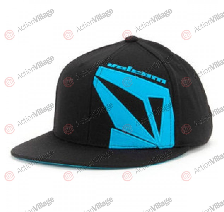Volcom Transplant 210 - Black - Men's Hat - Small / Medium