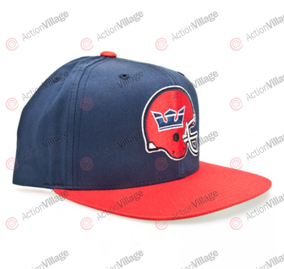 Supra Team Starter Cap - Navy - Men's Hat