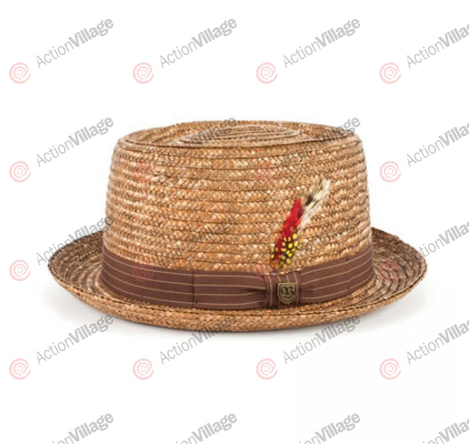 Brixton Drifter - Natural Straw - Men's Hat