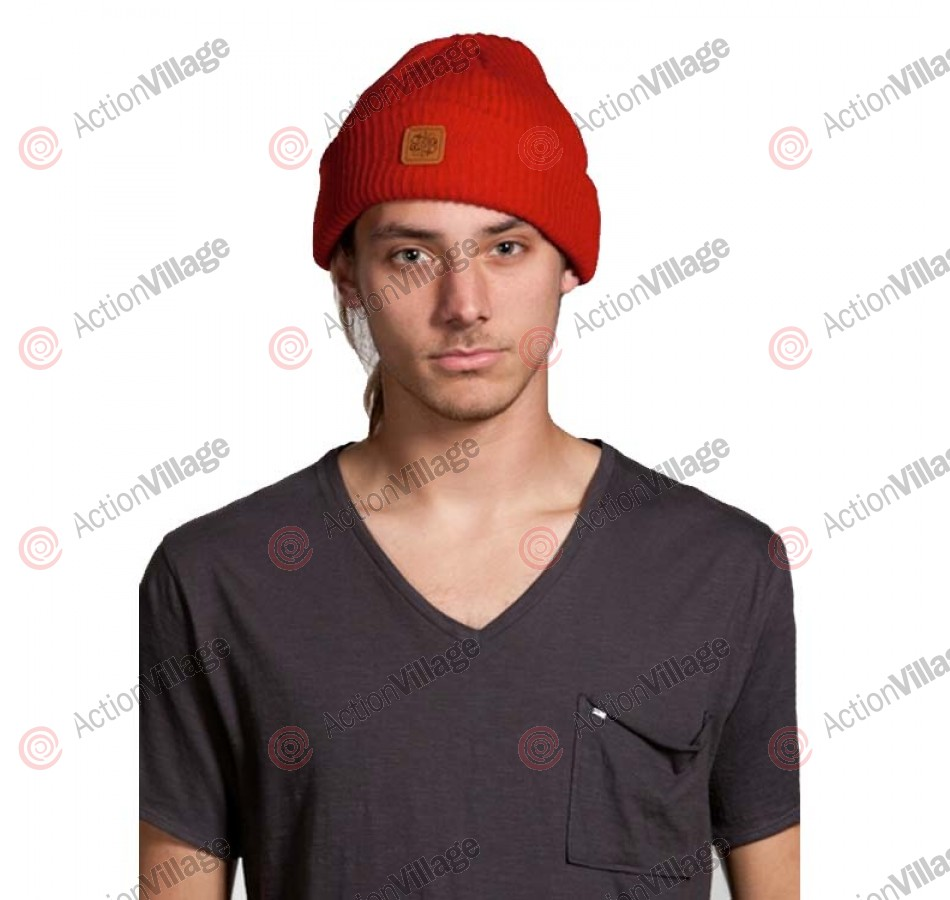 Obey Ruger Outdoors - Men's Beanie - Red