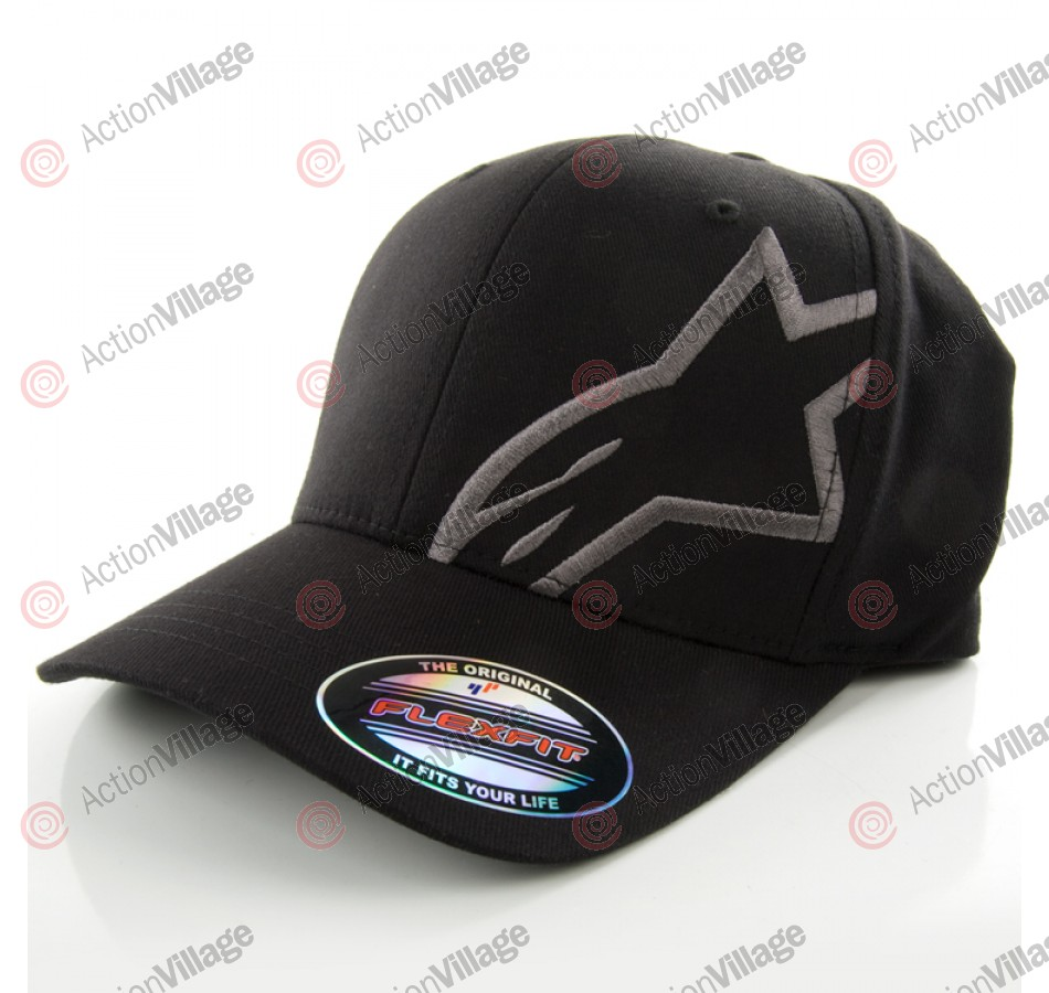 Alpinestars Corp Shift Flexfit - Men's Hat - Black