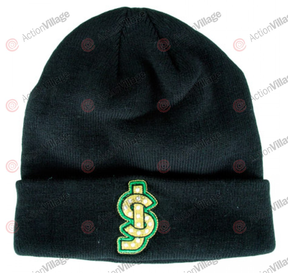 Shake Junt Cold Crusher - Black - Beanie