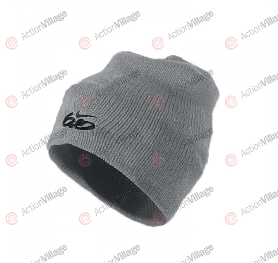 Nike 6.0 Basic Logo- Men's Beanie - Medium Grey