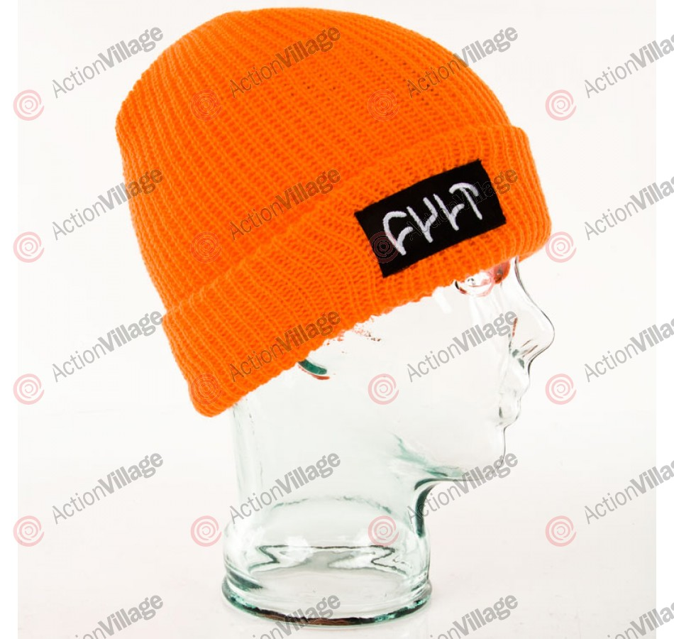 Cult Witness - Orange - Beanie