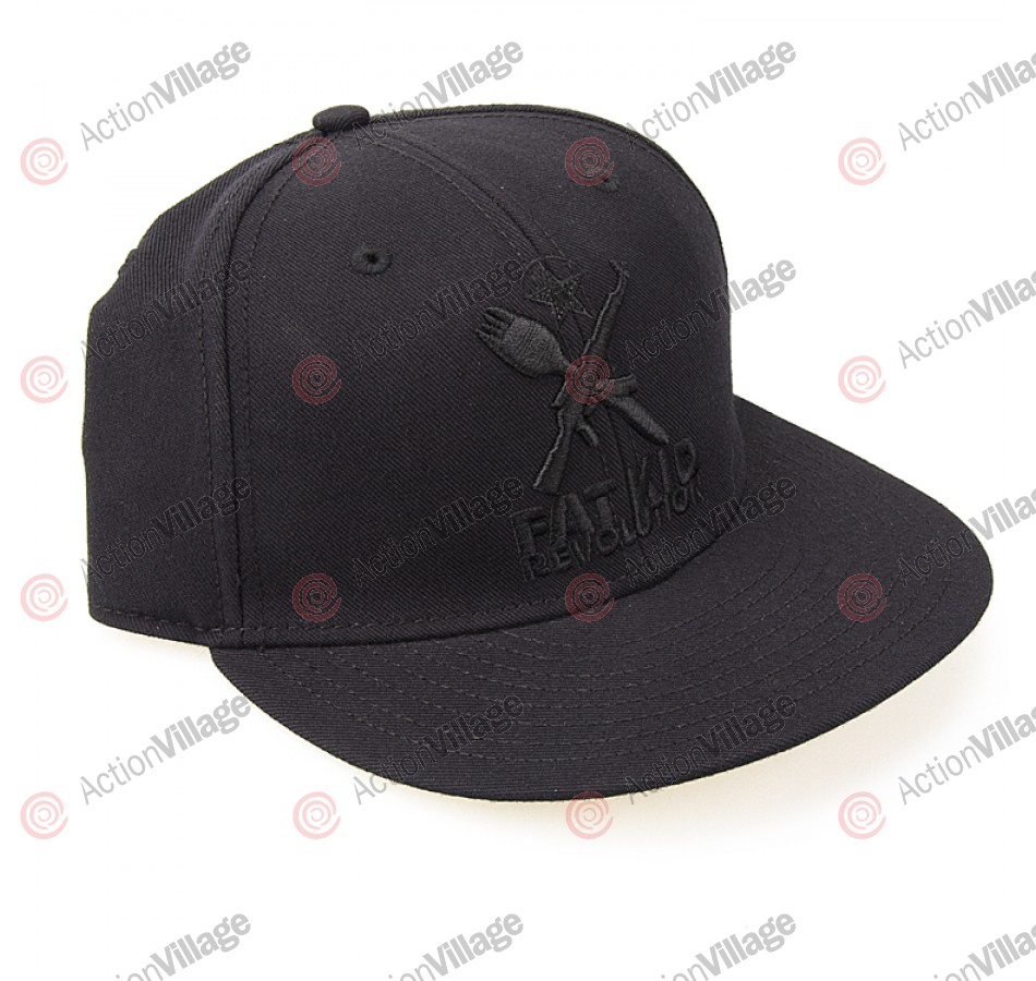 FKR Replica Snake Eyes - Black - Men's Hat