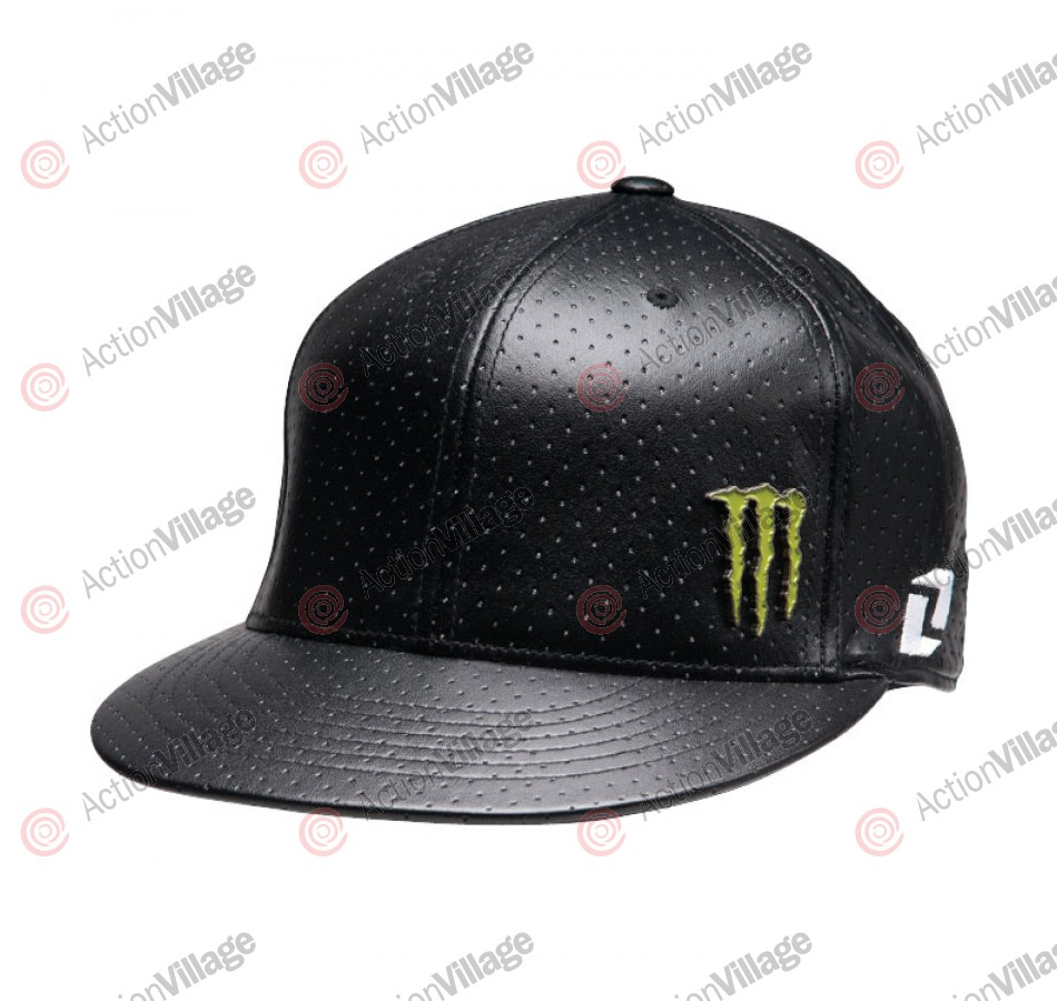 Monster Wells - Men's Hat - Black - Small