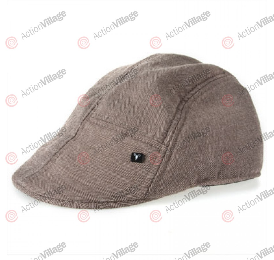 Nobis Xander - Men's Hat - Brown