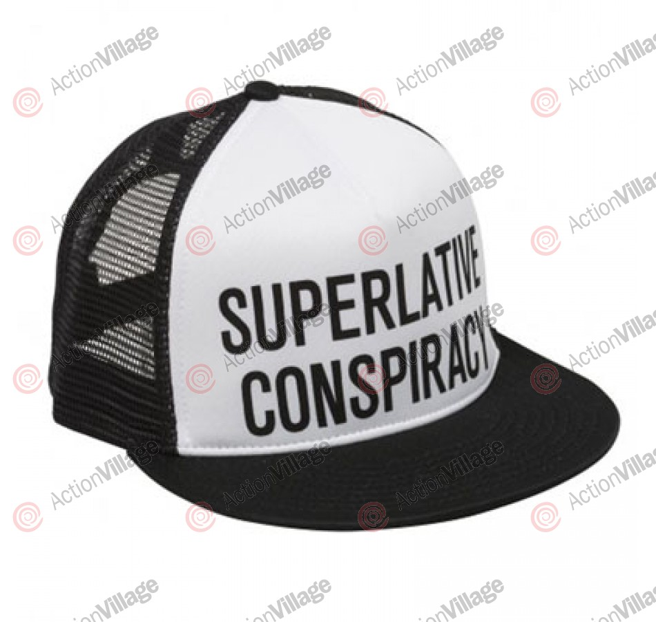 WeSC SC Trucker - Men's Hat- Black
