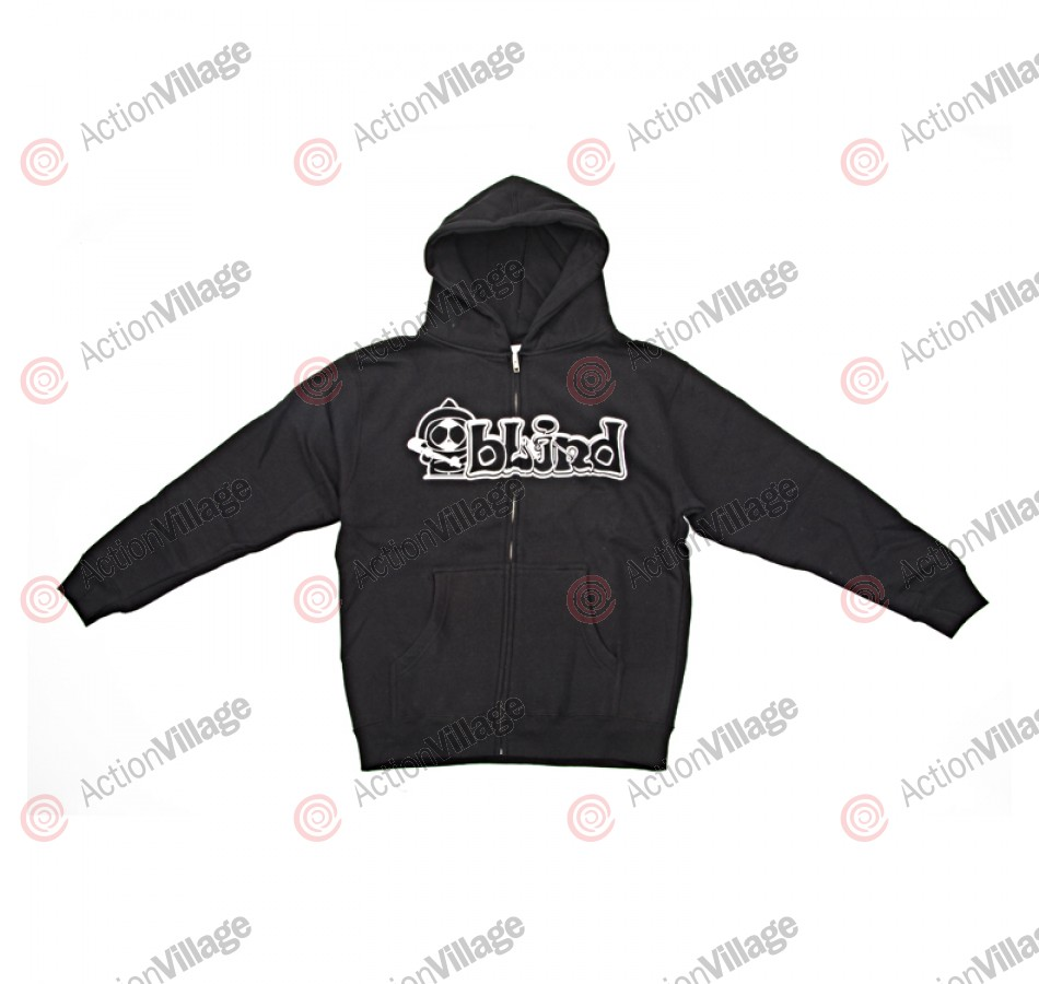 Blind Relapse - Men's Sweatshirts - Black