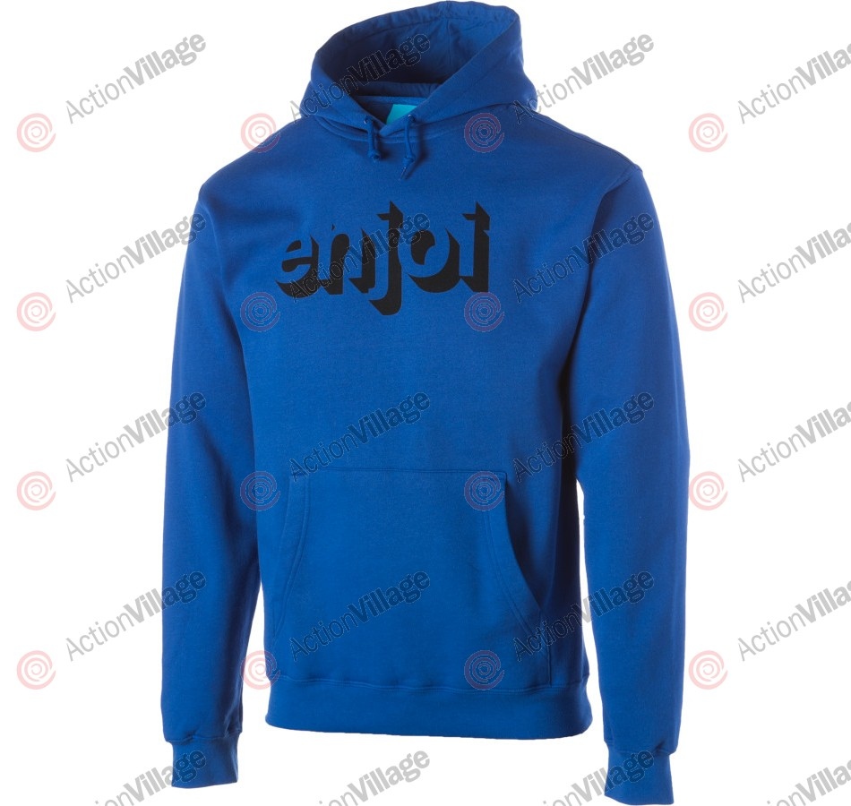 Enjoi Thrust P/O Hood - Royal Blue - Sweatshirt