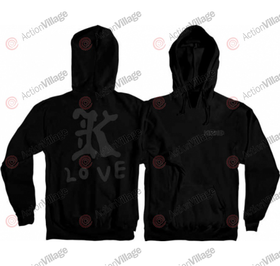 Krooked Klove - Black - Men's Sweatshirt