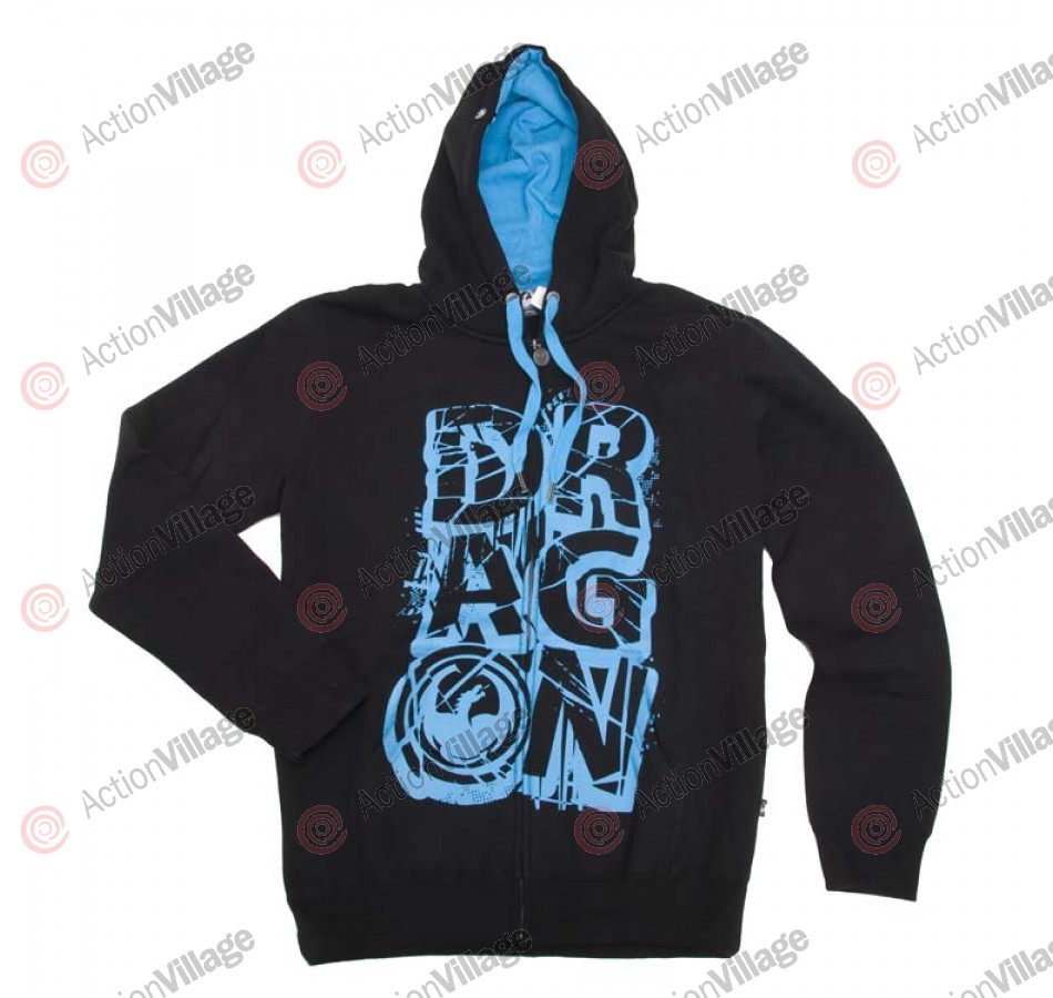 Dragon Super Stack - Black - Men's Sweatshirt