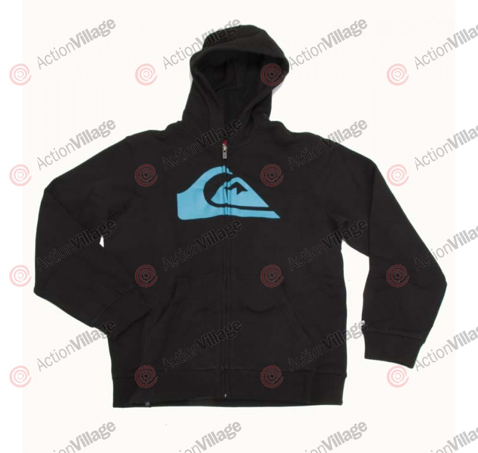 Quiksilver Mountain - Black - Youth Sweatshirt