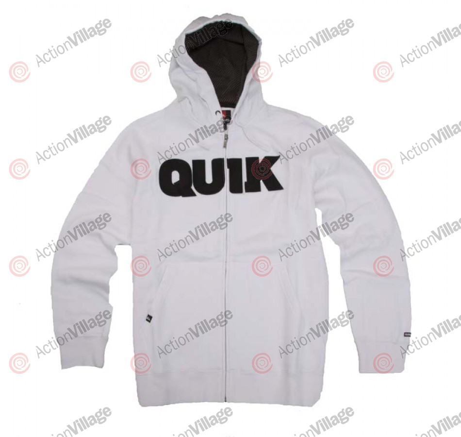 Quiksilver Estate - White - Men's Sweatshirt