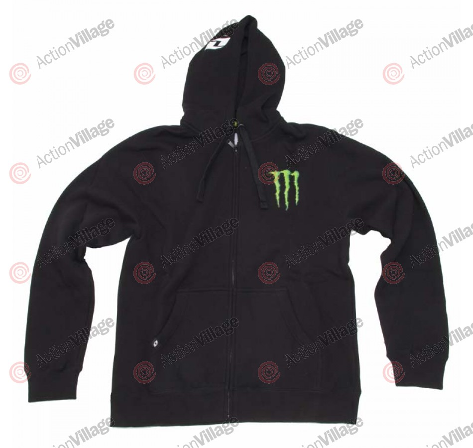 Monster Back It Up - Black - Sweatshirt