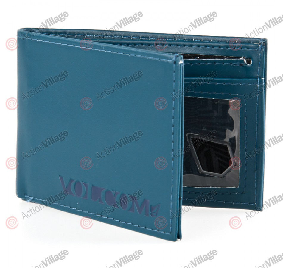 Volcom Trailer 2F - Wallet - Atlantic Blue