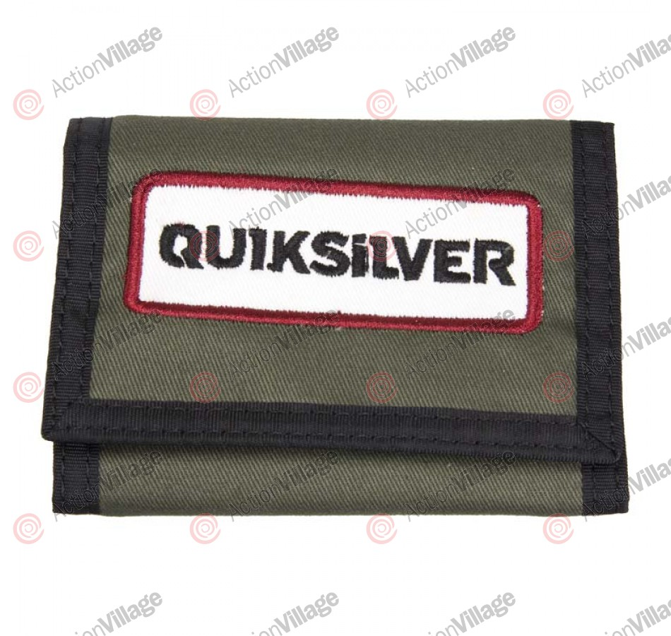 Quiksilver King Pin - Men's Wallet - Army Green
