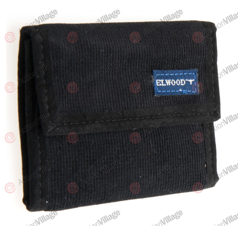 Elwood Case Dough - Men's Wallet - Black