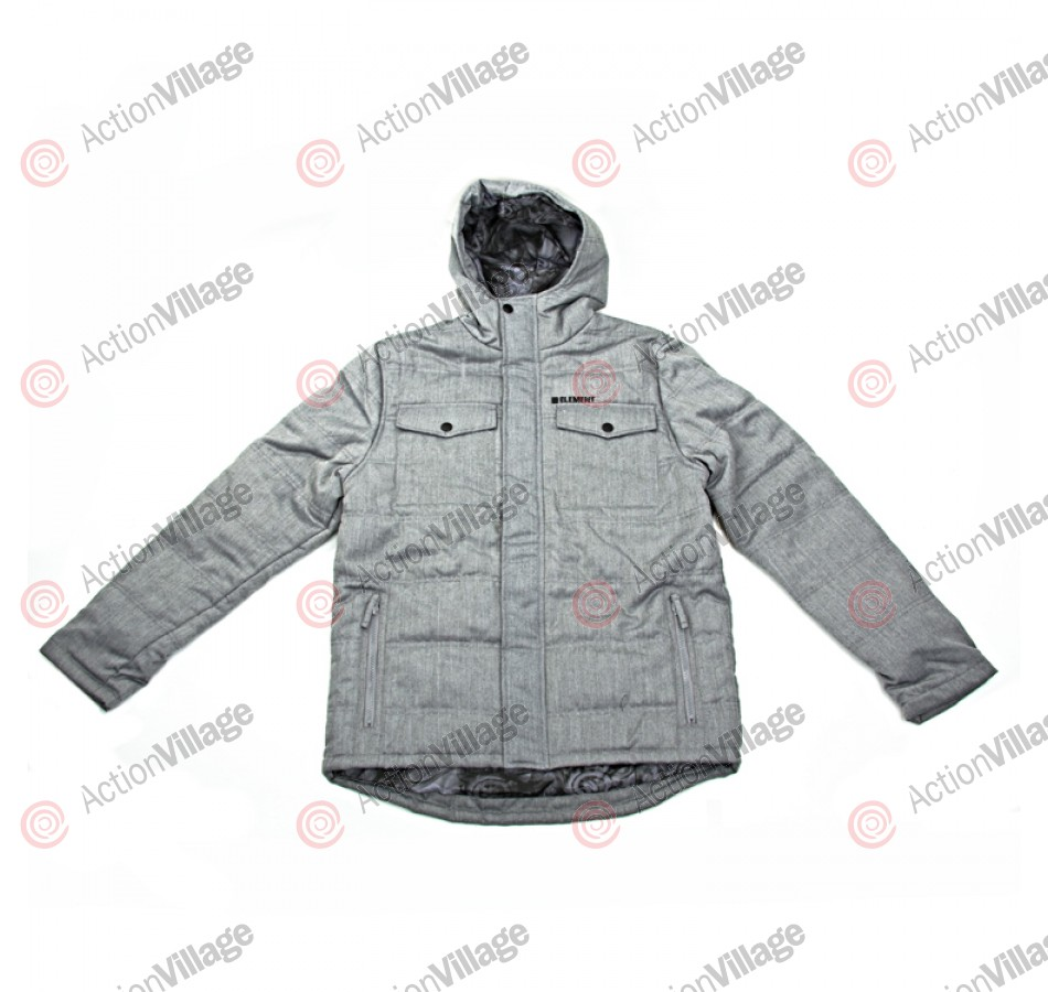 Element Dexter - Silver Men's Jacket - Small