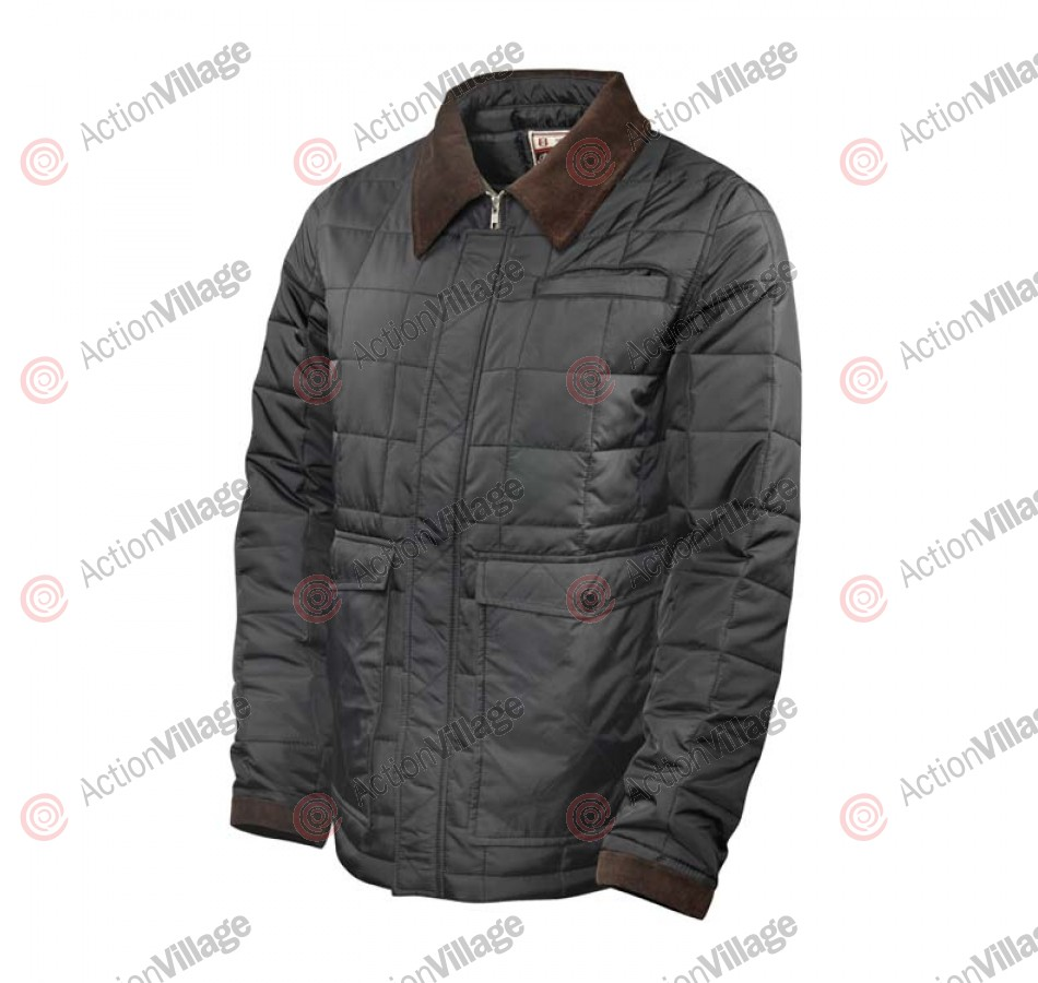 ES Portsmith - Black - Men's Jacket