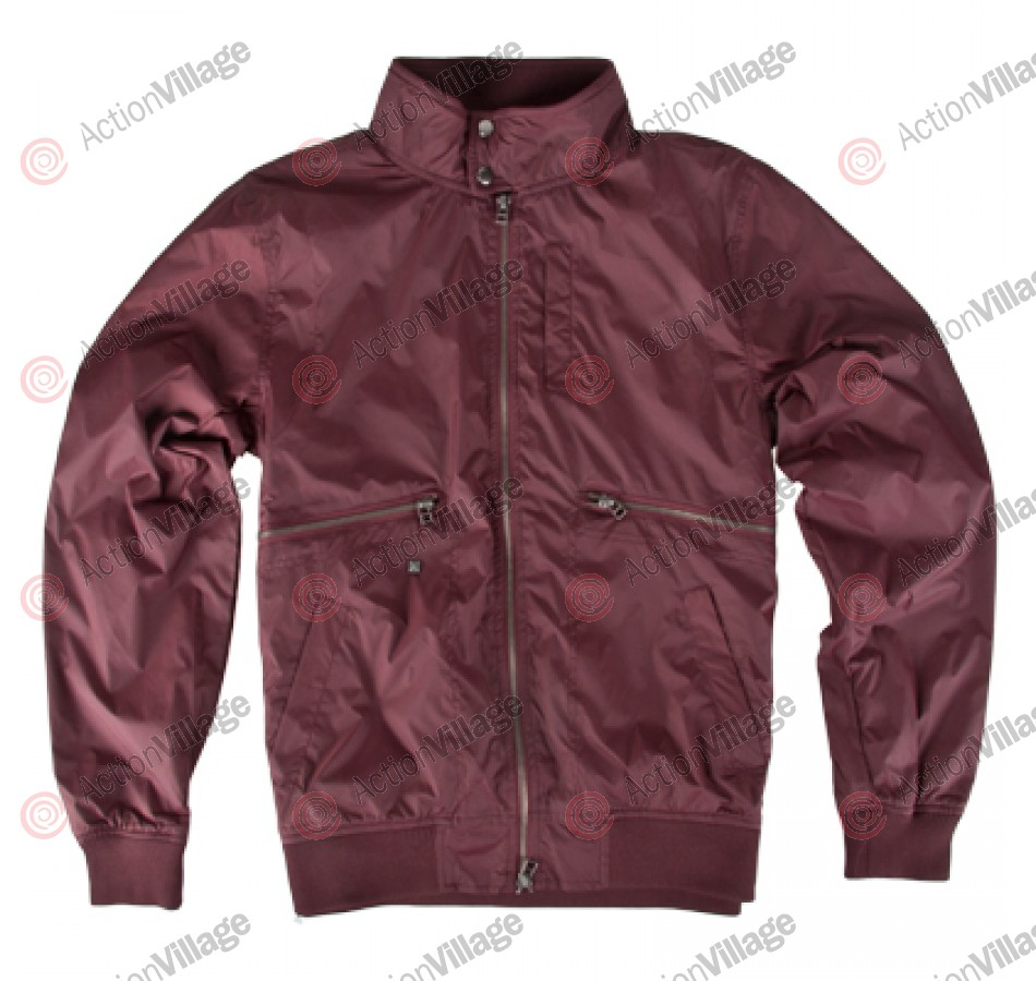 KR3W Hendry - Burgundy - Men's Jacket