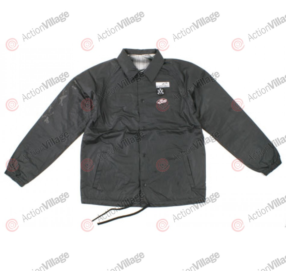 Vans AV Reverse Coach - Black - Men's Jacket - X Large