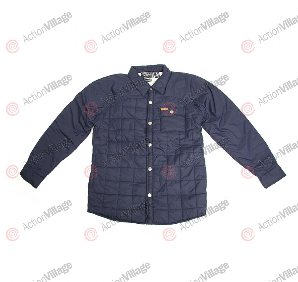 Elwood Silas Nomad - Navy - Men's Jacket