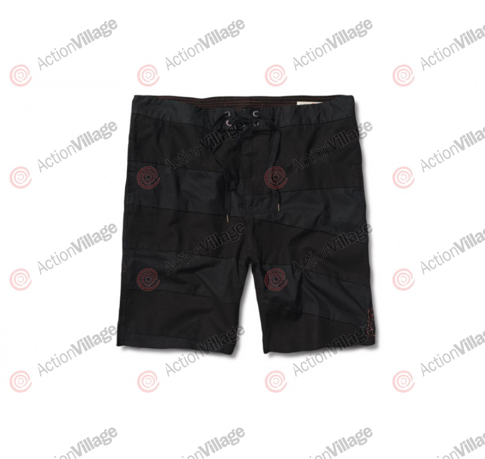 Globe Year Zero Boardie - Black - Men's Bathing Suits